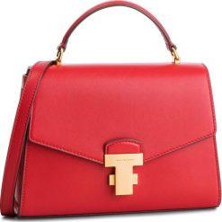 Torebka TORY BURCH - Juliette Small Top-Handle Satchel 51021 Ruby Red 612. Czerwone torebki do ręki damskie Tory Burch, ze skóry. Za 1,959.00 zł.