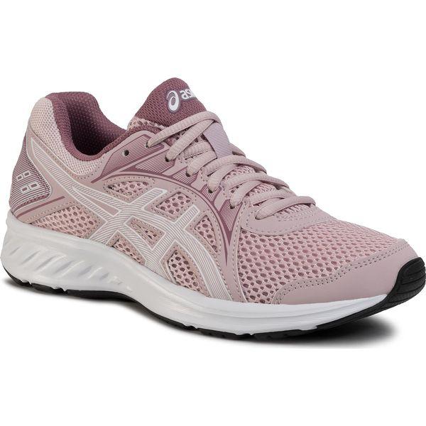 Buty ASICS Jolt 2 1012A151 Pink GloWhite 703