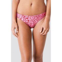 NA-KD Swimwear Dół bikini - Pink. Różowe bikini damskie NA-KD Swimwear. W wyprzedaży za 18.29 zł.