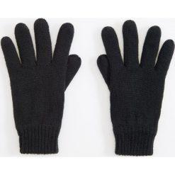 Rękawiczki - Czarny. Czarne rękawiczki męskie Reserved. Za 39.99 zł.