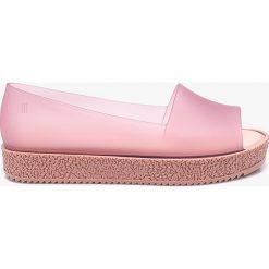 Melissa - Baleriny Puzzle. Różowe baleriny damskie Melissa, z gumy. W wyprzedaży za 219.90 zł.