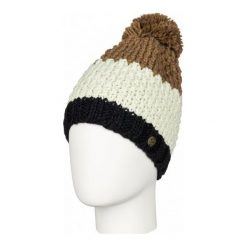 Roxy Czapka From The Block J Hats cpp0 Rubber. Szare czapki i kapelusze damskie Roxy, z polaru. W wyprzedaży za 89.00 zł.