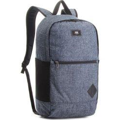 Plecak VANS - Van Doren III B VN0A2WNUPM1  Heather B. Niebieskie plecaki damskie Vans, z materiału, sportowe. W wyprzedaży za 129.00 zł.