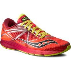 Buty SAUCONY - Type A S19028-1 Cor/Ctn. Czerwone obuwie sportowe damskie Saucony, z materiału. W wyprzedaży za 309.00 zł.