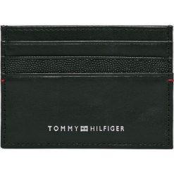 Tommy Hilfiger - Portfel skórzany. Czarne portfele męskie Tommy Hilfiger, z materiału. Za 179.90 zł.