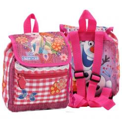 Frozen Glam Sister plecak z klapką D92995. Białe torby i plecaki dziecięce Coriex. Za 66.90 zł.
