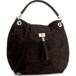 Torebka CREOLE - K10444  Czarny. Czarne torebki do ręki damskie Creole, ze skóry. Za 169.00 zł.