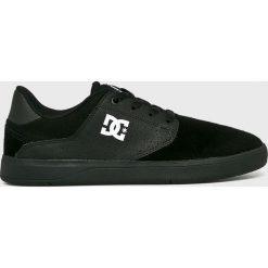 DC - Buty Plaza Tc. Czarne buty sportowe męskie DC, z gumy. W wyprzedaży za 269.90 zł.