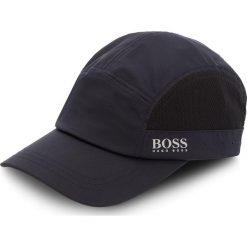 Czapka z daszkiem BOSS - Cap 50382620  410. Niebieskie czapki i kapelusze męskie Boss. W wyprzedaży za 239.00 zł.