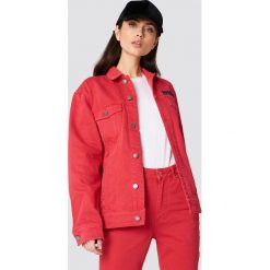 Cheap Monday Kurtka Cred - Red. Czerwone kurtki damskie Cheap Monday. W wyprzedaży za 202.48 zł.