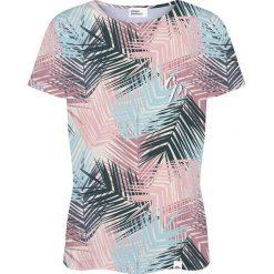 Colour Pleasure Koszulka damska CP-030 280 niebiesko-różowa r. M/L. T-shirty damskie Colour Pleasure. Za 70.35 zł.