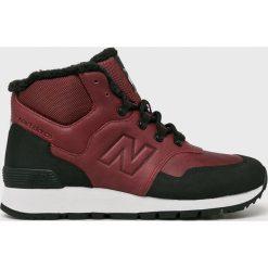 New Balance - Buty HL755MLG. Brązowe buty sportowe męskie New Balance, z gumy. Za 549.90 zł.