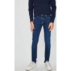 Pepe Jeans - Jeansy Nickel. Niebieskie jeansy męskie Pepe Jeans. W wyprzedaży za 279.90 zł.