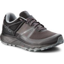 Buty SALOMON - Trailster Gtx GORE-TEX 404882 27 W0 Magnet/Black/Quarry. Szare buty sportowe męskie Salomon, z gore-texu. W wyprzedaży za 389.00 zł.