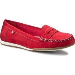 Mokasyny BIG STAR - U274767  Red. Mokasyny damskie marki MAKE ME BIO. Za 119.00 zł.