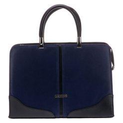 Grosso Bag Torebka Damska Ciemnoniebieski. Czarne torby na laptopa damskie Grosso Bag, ze skóry. Za 195.00 zł.