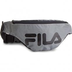 Saszetka nerka FILA - Waist Bag Slim 685035 Silver J99. Szare saszetki męskie Fila, z materiału, młodzieżowe. Za 89.00 zł.