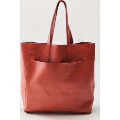 Torba Shopper - Czerwony. Czerwone torebki shopper damskie House. Za 69.99 zł.