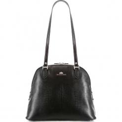 Torebka damska 15-4-582-1J. Czarne torebki do ręki damskie Wittchen. Za 495.00 zł.