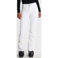 Roxy CREEK Spodnie narciarskie bright white. Spodnie snowboardowe damskie Roxy, z elastanu, sportowe. W wyprzedaży za 379.50 zł.