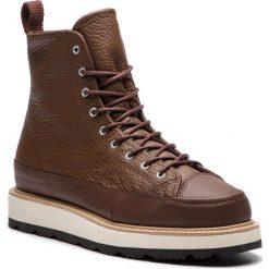 Kozaki CONVERSE - Ct Crafted Boot Hi 162354C Chocolate/Light Fawn/Black. Brązowe kozaki męskie Converse, z materiału, eleganckie. W wyprzedaży za 389.00 zł.