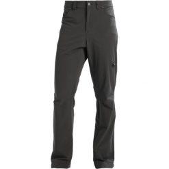 Mammut HIKING  Spodnie materiałowe graphite. Spodnie materiałowe męskie Mammut, z elastanu. W wyprzedaży za 391.30 zł.
