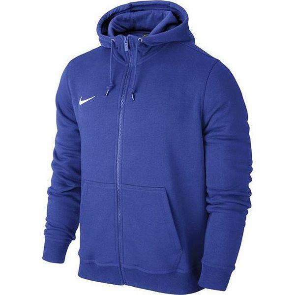 f53ebe14 Nike Bluza męska Team Club FZ Hoody niebieska r. XL (658497 463)