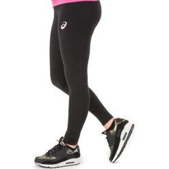 Asics Spodnie damskie  Essentials Long Tights  czarny-różowy r. S (130816-0286). Spodnie sportowe damskie Asics. Za 49.00 zł.