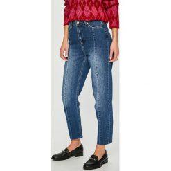 Trendyol - Jeansy. Niebieskie jeansy damskie Trendyol. W wyprzedaży za 99.90 zł.
