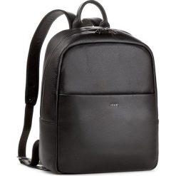 Plecak JOOP! - Cardona 4140003728 Black 900. Czarne plecaki damskie JOOP!, ze skóry, klasyczne. Za 1,259.00 zł.