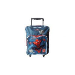Spiderman Pająk Spider Walizka Na Kółkach Plecak. Szare torby i plecaki dziecięce Świat Bajek. Za 97.91 zł.