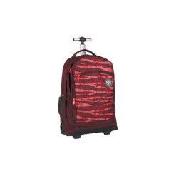 Hama SS16 plecak na kółkach WHEELY : L0522 ZEBRA FLOWER. Brązowe torby i plecaki dziecięce HAMA, z tkaniny. Za 499.99 zł.