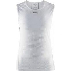 Craft Koszulka damska Cool Mesh Sleevess Biała r. M (1903404-1900). T-shirty damskie Craft, z meshu. Za 127.21 zł.