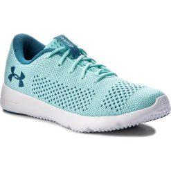 Buty UNDER ARMOUR - Ua W Rapid 1297452-942 Bif/Wht/Byu. Niebieskie obuwie sportowe damskie Under Armour, z gumy. W wyprzedaży za 229.00 zł.