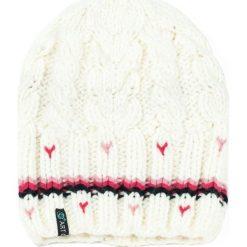75a831bf631e96 Czapka damska Stripes biała. Czapki i kapelusze damskie marki Outhorn. Za  37.60 zł.