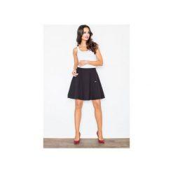 Spódnica M285 Czarny. Czarne spódnice damskie Figl, klasyczne. Za 99.00 zł.