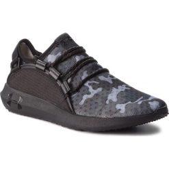 Buty UNDER ARMOUR - Ua W Railfit 1 3020139-100 Gry. Czarne obuwie sportowe damskie Under Armour, z materiału. W wyprzedaży za 299.00 zł.