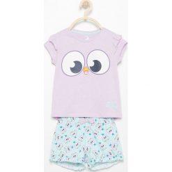 Piżama dwuczęściowa angry birds - Fioletowy. Bielizna dla chłopców marki Reserved. W wyprzedaży za 19.99 zł.