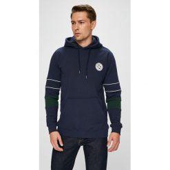 DC - Bluza. Czarne bluzy męskie DC, z bawełny. W wyprzedaży za 279.90 zł.