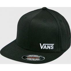Vans - Czapka. Czarne czapki i kapelusze męskie Vans. Za 129.90 zł.