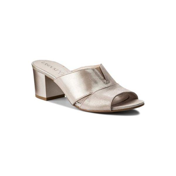 Sandały LASOCKI 70761 01 Beżowy