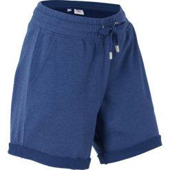 Szorty dresowe bonprix kobaltowy melanż. Spodnie dresowe damskie marki KIPSTA. Za 44.99 zł.