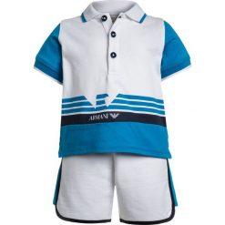 Armani Junior BABY BELOW SET  Szorty turchese. Szorty dla chłopców marki Reserved. Za 459.00 zł.