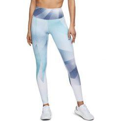 Under Armour Spodnie damskie Breathelux Print Legging biało-niebieskie r. XS  (1305444-716). Spodnie dresowe damskie marki Nike. Za 251.48 zł.