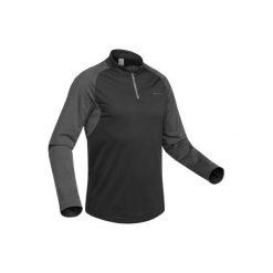 Koszulka turystyczna długi rękaw SH100 warm męska. Bluzki z długim rękawem męskie marki Marie Zélie. Za 39.99 zł.