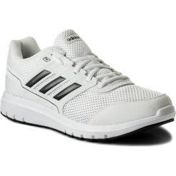 Buty adidas - Duramo Lite 2.0 CG4045 Ftwwht/Carbon/Carbon. Białe buty sportowe męskie Adidas, z materiału. W wyprzedaży za 159.00 zł.