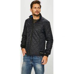Calvin Klein Jeans - Kurtka. Czarne kurtki męskie Calvin Klein Jeans, z elastanu. Za 799.90 zł.