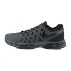 Nike Buty Treningowe Lunar Fingertrap Tr Grey 41. Szare buty sportowe męskie Nike, z gumy. W wyprzedaży za 239.00 zł.