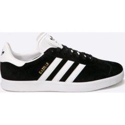 Adidas Originals - Buty Gazelle. Szare buty sportowe męskie adidas Originals, z materiału. W wyprzedaży za 299.90 zł.