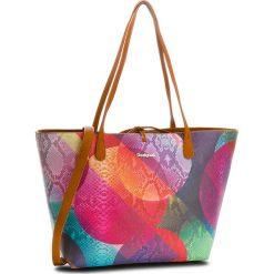 Torebka DESIGUAL - 18WAXPAD 3016. Brązowe torebki do ręki damskie Desigual, ze skóry ekologicznej. W wyprzedaży za 249.00 zł.